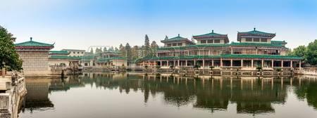 66235188-jingzhou-hubei-museum-panorama